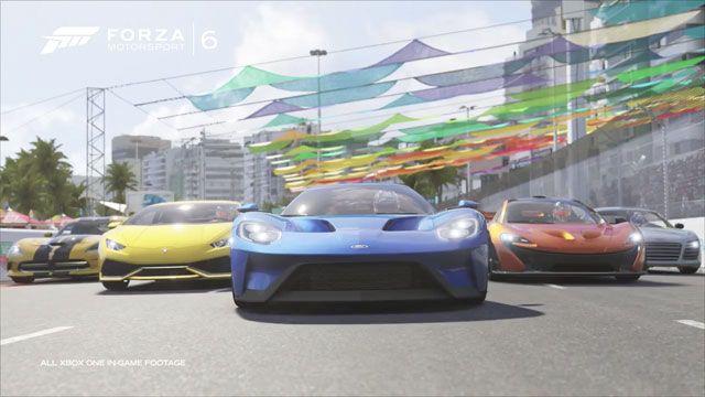 Forza 6 Çıkış Videosu Yayınlandı, Demoyu İndirebilirsiniz!
