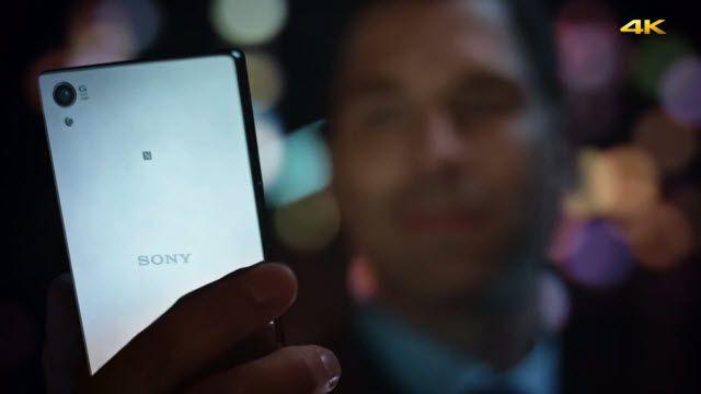 Sony Xperia Z5 Premium Tanıtım Videosu