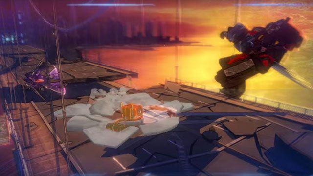 Transformers: Devastation Oynanış Videosu