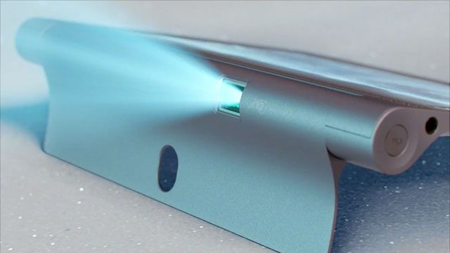 Lenovo'dan Yeni Yoga Tab 3 Pro Tanıtıldı