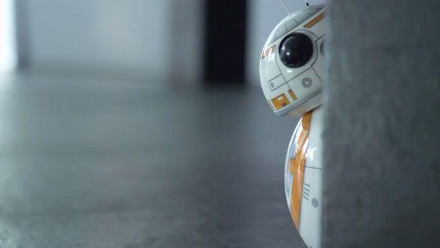 Sphero'dan Star Wars Hayranlarını Çıldırtacak Oyuncak