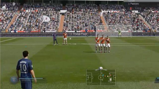 FIFA'da Frikikten Nasıl Gol Atılır?