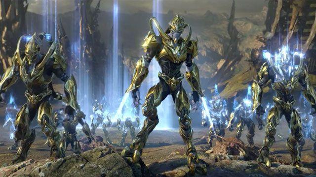StarCraft 2 Yeni Pakedin Açılış Sinematiği Gelmiştir