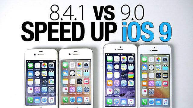 iOS 9 iPhone 4S ve iPhone 5'te Ne Kadar Hızlı?