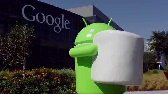 Android Marshmallow Heykeli Tanıtıldı