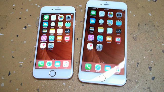 Apple iPhone 6s ve iPhone 6s Plus Düşme Testi Gelmiştir