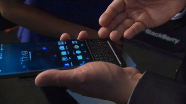 Blackberry'den Android Telefon Priv Tanıtıldı