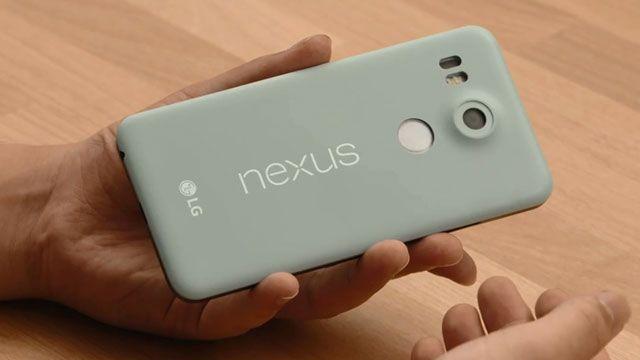 Google Nexus 5X Prototipi Sızdırıldı