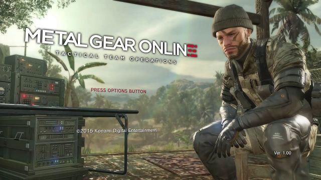 Metal Gear Solid V: The Phantom Pain Online'ın Oynanış Videosu Yayınlandı