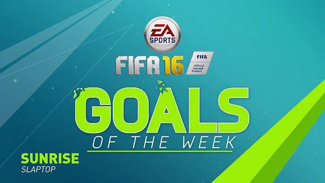 FIFA 16 - 2. Haftanın En İyi Golleri