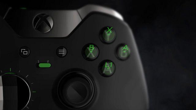 Xbox Elite Kablosuz Oyun Kumandası Her Oyuna Özel Ayarlanabilecek