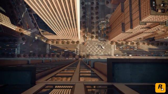 GTA 6'nın İlk Videosu Bu Olabilir mi?