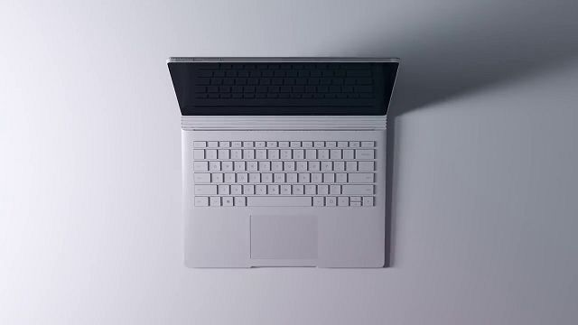 Microsoft Surface Book: Ultra Güçlü Hibrit PC