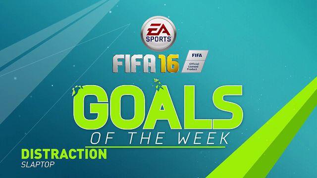 FIFA 16 - 3. Haftanın En İyi Golleri