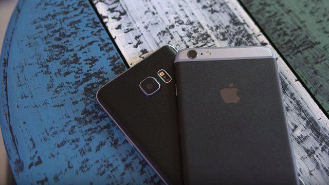 iPhone 6s ile Galaxy Note 5 Kamera Karşılaştırması