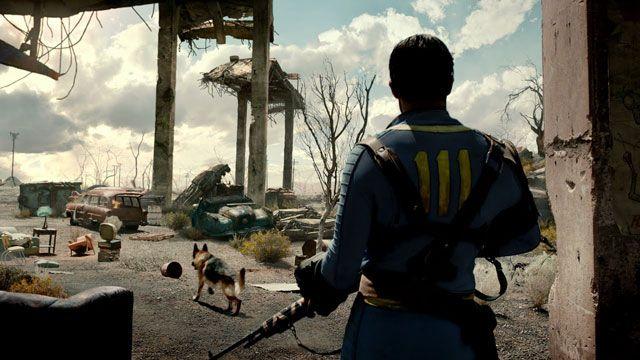 Fallout 4 Açık Dünya'nın Patladığı Yer