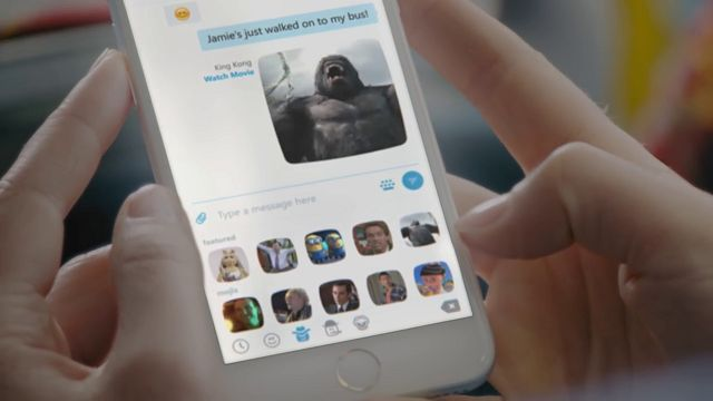 Skype Moji Nasıl Kullanılır?