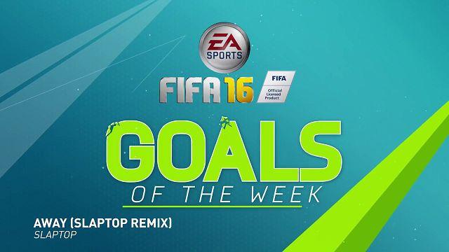 FIFA 16 - 4. Haftanın En İyi Golleri