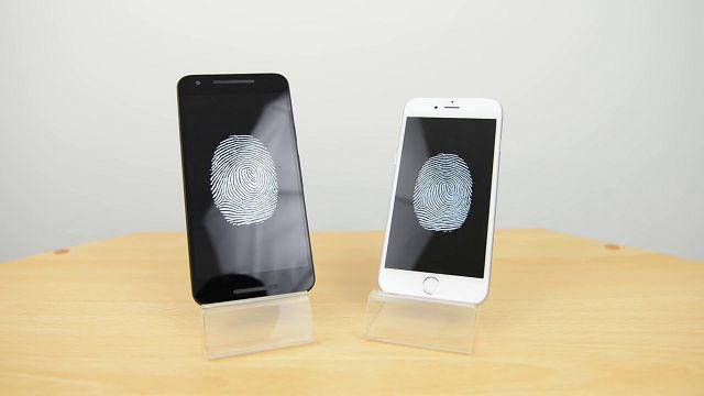 iPhone 6s'in mi Nexus 5x'in mi Parmak İzi Okuyucusu Hızlı?