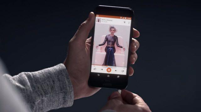 HTC One A9, 24 Bit Ses Kalitesi Yeni Android Standartlarını Belirliyor