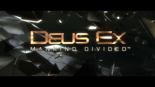 Deus Ex: Mankind Divided Yeni Oynanış Videosu