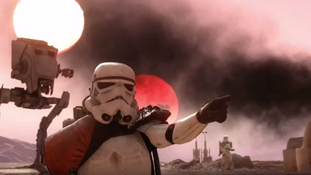 Star Wars Battlefront, 19 Kasım'da Bir Sürprizle Geliyor