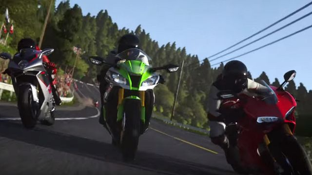 DRIVECLUB BIKES, Yeni Oyun Modlarıyla PS4'te