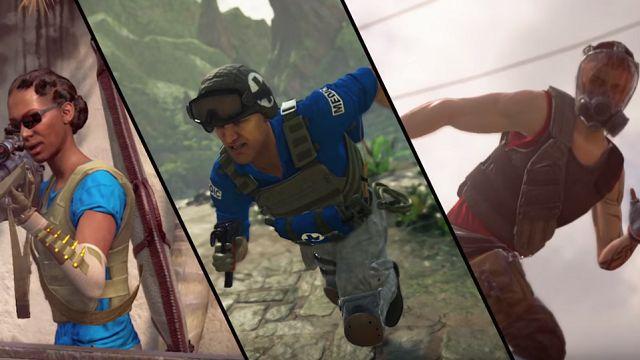 Uncharted 4 Bomba Gibi Geliyor! Oyunun Multiplayer Modundan Kareler