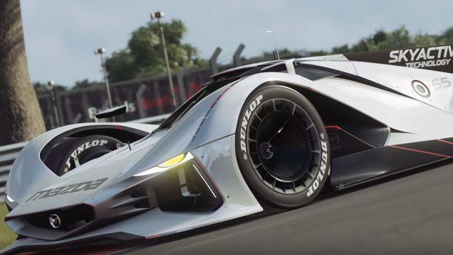 Gran Turismo Sport PS4'e 2016'da Geliyor