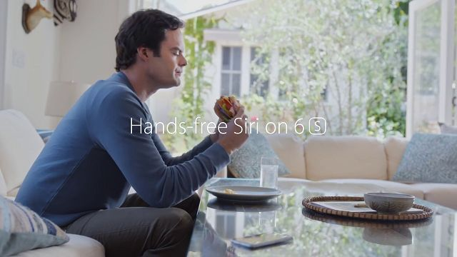 iPhone 6s'in Yeni Reklamında Ünlü Komedyen Bill Hader Oynuyor