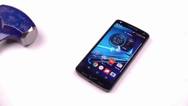 Motorola'nın Yeni Telefonu Gerçekten Kırılmaz Ekrana mı Sahip?