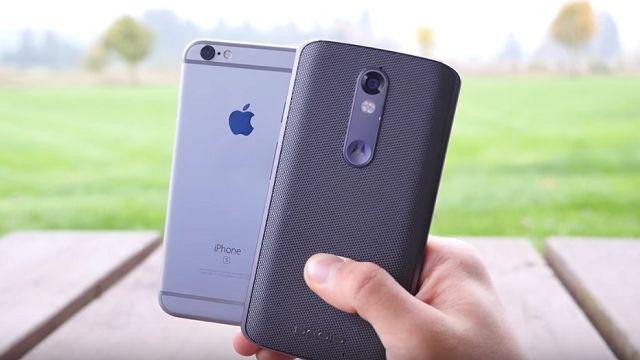Motorola Droid Turbo 2 mi, iPhone 6s mi Daha Dayanıklı?