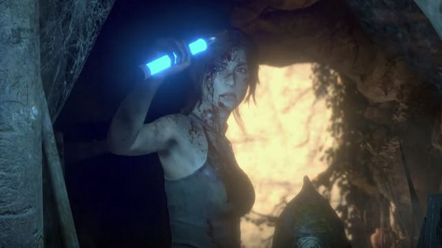 Rise of the Tomb Raider: Lara Croft vs Vahşi Yaşam