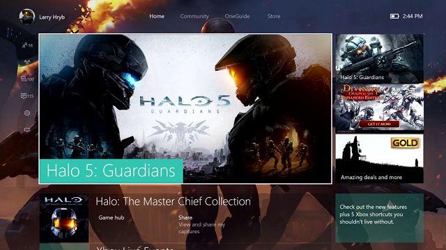 Xbox One'ın Yeni Mağazası Böyle Olacak