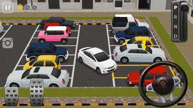Dr. Parking 4 ile Araba Parketmeyi Öğreniyoruz