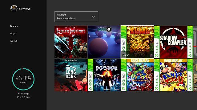 Xbox 360 Oyunları Xbox One'da Böyle Görünecek
