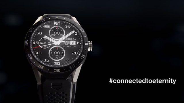 TAG Heuer'in Akıllı Saati Connected Tanıtıldı
