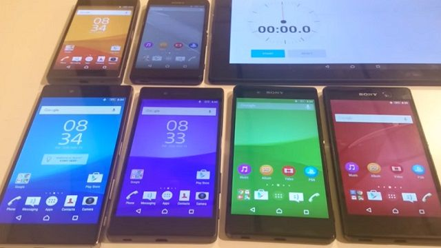 Hangi Sony Xperia Z5 4K Video Kaydına Daha Dayanıklı?
