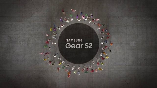 Samsung Gear S2 - Çerçeveyi Döndür