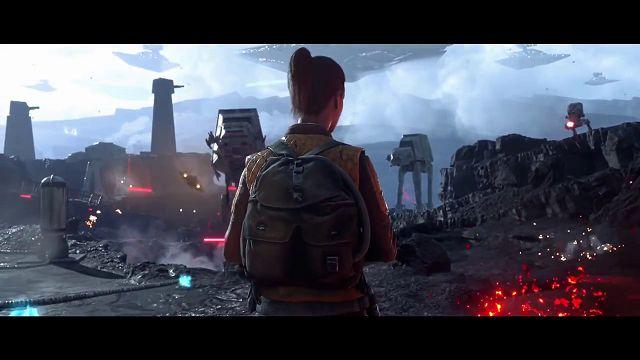 Star Wars: Battlefront'un Etkileyici Live Action Videosu