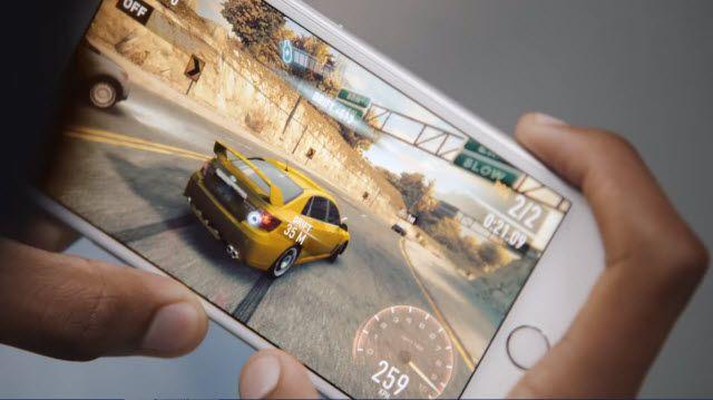 iPhone 6S - Tuhaf Derecede Güçlü