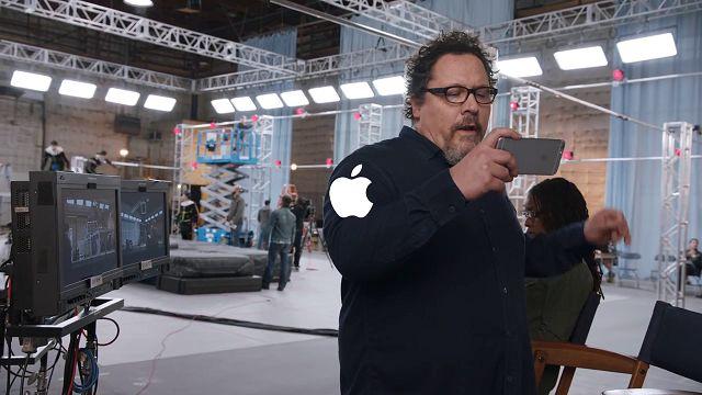 Jon Favreau'lu iPhone 6s Reklamı