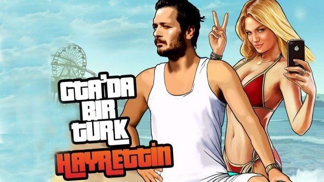 GTA 5'de Ana Karakter Bir Türk Olsaydı Nasıl Olurdu?