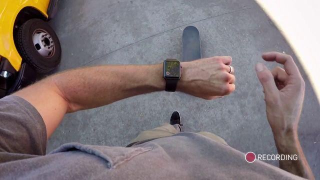 Artık GoPro'nuzu Apple Watch'unuzla Kontrol Edebilirsiniz
