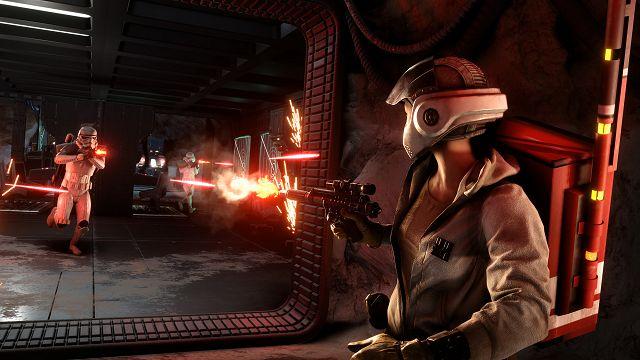 Star Wars: Battlefront'un Film Tadında 4K Videosu Büyülüyor