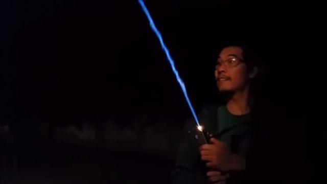 Gerçek Işın Kılıcına Bir Adım Daha Yaklaşıldı