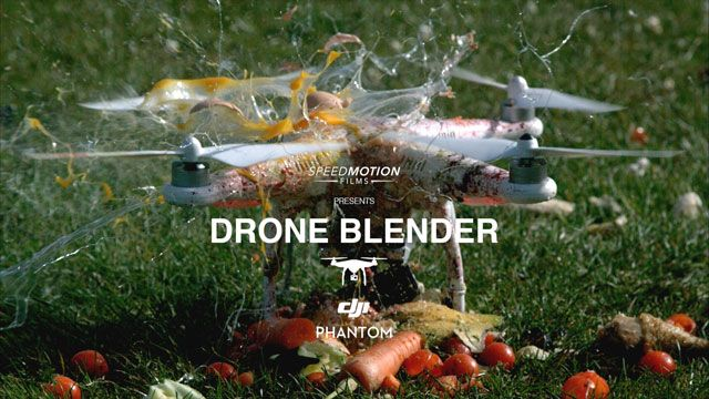 Drone'ları Bir Bunun İçin Kullanmadıkları Kalmıştı!