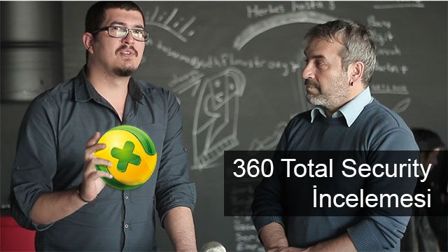 360 Total Security İncelemesi