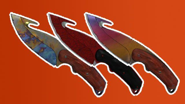 CS: GO'daki Gut Knife Nasıl Yapılır?