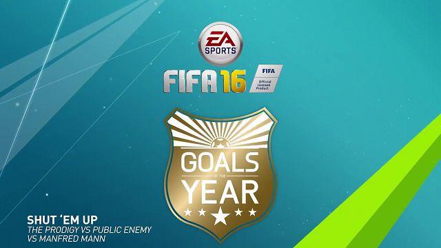 FIFA 16 - 2015'in En İyi Golleri